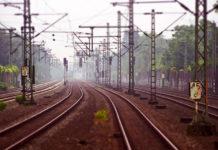 Железная дорога, жд-пути