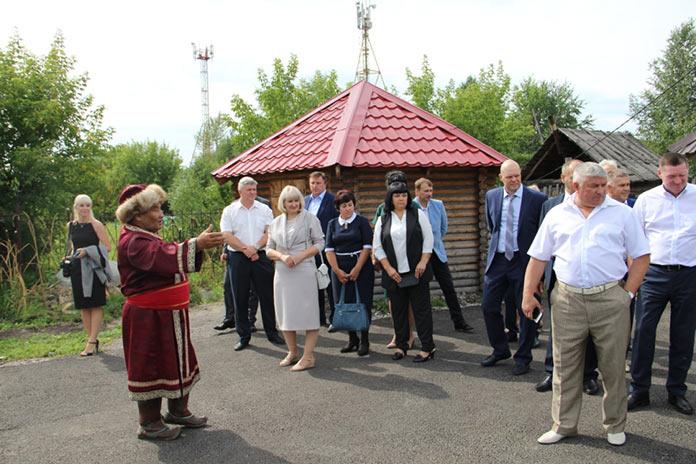 В Беловском районе отпраздновали День шахтера