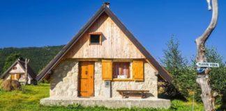 Деревня Берзна, Черногория