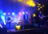 День шахтера 2018, концерт в Бачатском, группа Joy