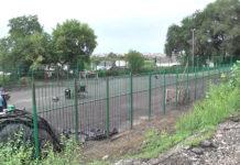 Спортплощадка школы №7, Белово