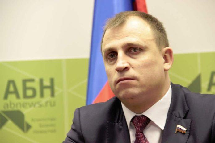 Сергей Вострецов, депутат Госдумы