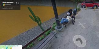 Перуанец обнаружил неверность жены на снимках Google Street View