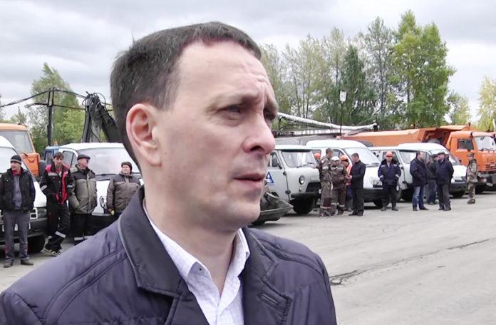 Сергей Смараков, зам. главы г. Белово по ЖКХ