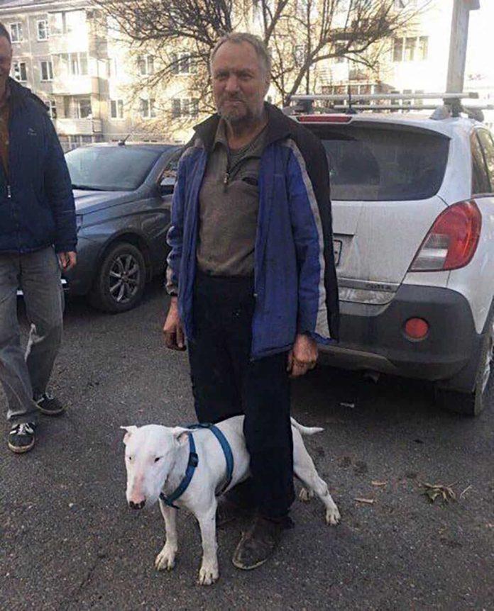 В Красноярском крае пенсионер с собакой три недели выживали в лесу