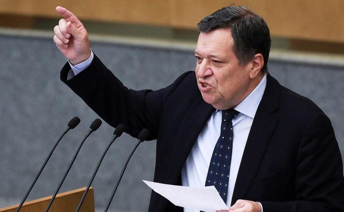 Андрей Макаров, депутат Госдумы
