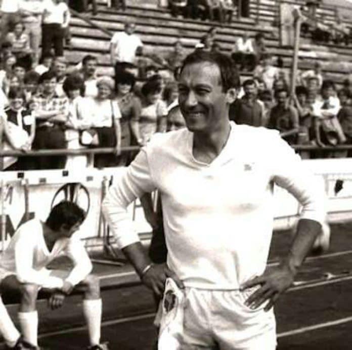 Олег Янковский в Кузбассе, 1986 год