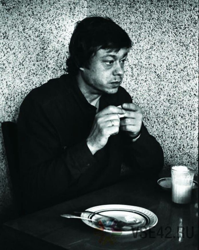 Николай Караченцов в Кузбассе, 1986 год