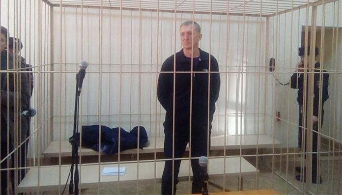 Сергей Калинкин в суде