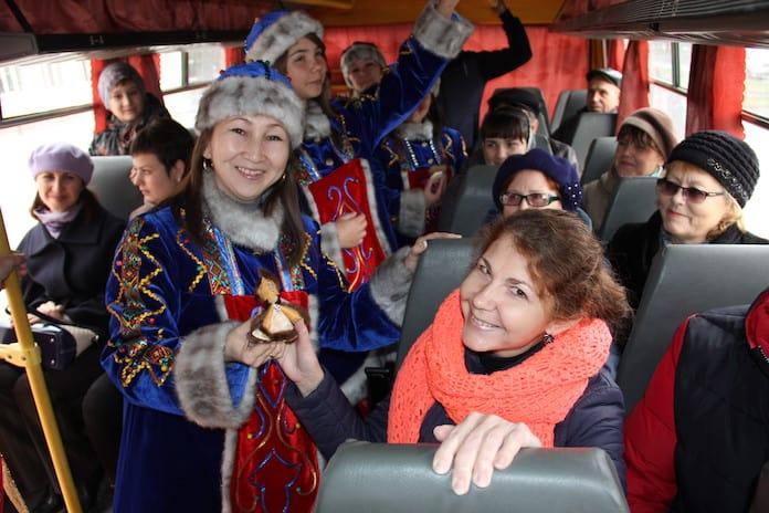 Маршрут дружбы в Белово, 4 ноября 2018 г