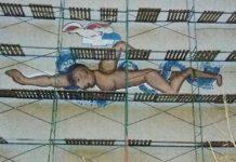 Реставрация мозаики пловца в Нижнем Новгороде насмешила всю страну