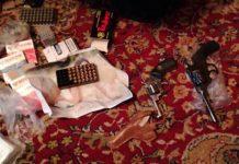 В Белове изъяли несколько единиц оружия и патроны