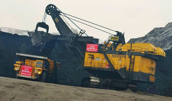 Есть 350 миллионов тонн Бачатского угля