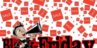 Черная пятница, распродажа