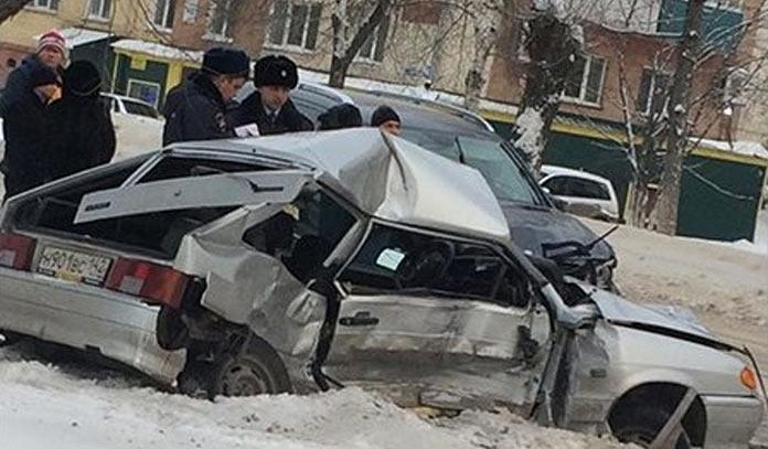 В Ленинске-Кузнецком беременная женщина погибла в ДТП