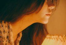 Девушка, печаль, грусть