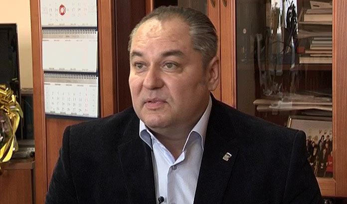 Юрий Филимонов, начальник Управления по делам молодежи г. Белово до 2012 г.