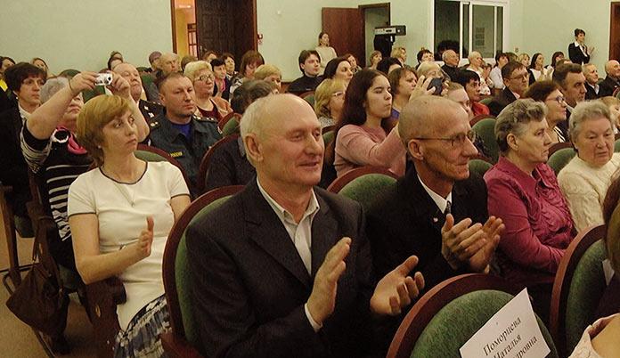 80 лет Белово, торжественное собрание, 4 декабря 2018 г, ДШИ №12