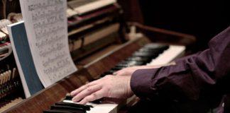 Пианино, пианист