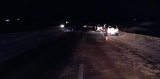 Недалеко от Белова на трассе погиб пешеход