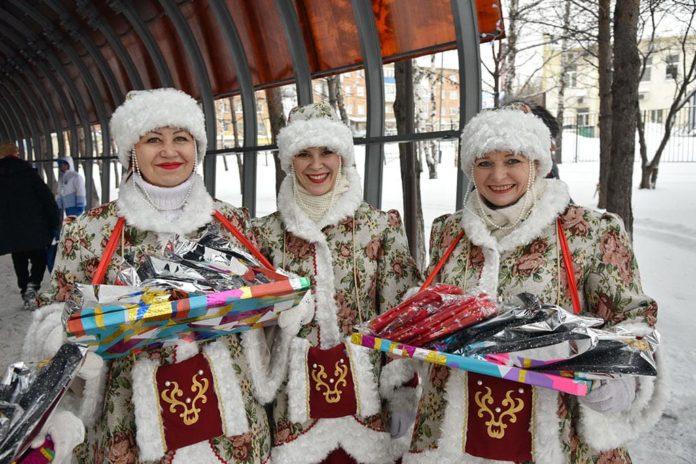 80 лет Белово, открытие центрального парка
