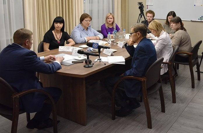 Пресс-конференция с главой г. Белово Алексеем Курносовым