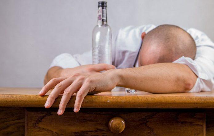 Похмелье, пьяный, алкоголь