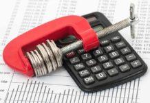 деньги, калькулятор, бюджет, счета