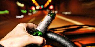 Пьяный за рулем