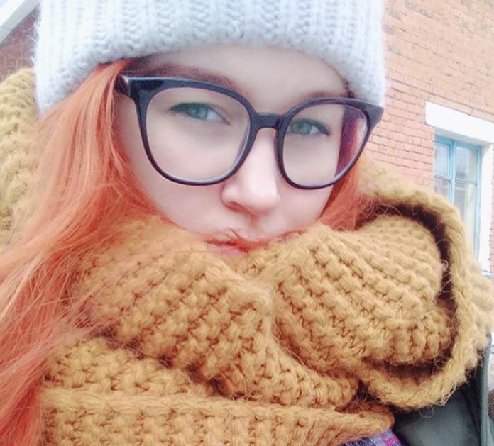 Елена Колтышева. В Белове студентка погибла в свой день рождения