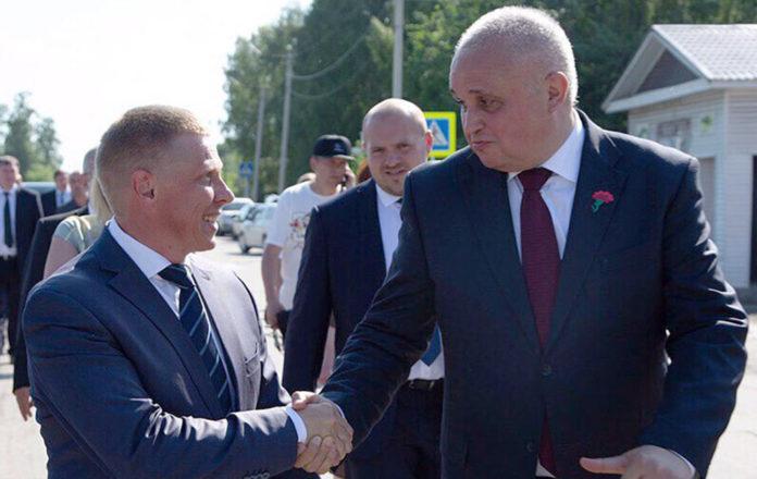 Сергей Цивилев и Алексей Курносов