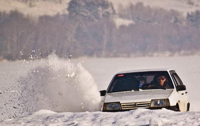 Ледовый слалом 2018, Белово
