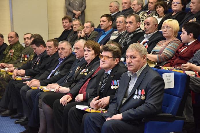 В Белове отметили 30-летие вывода советских войск из Афганистана
