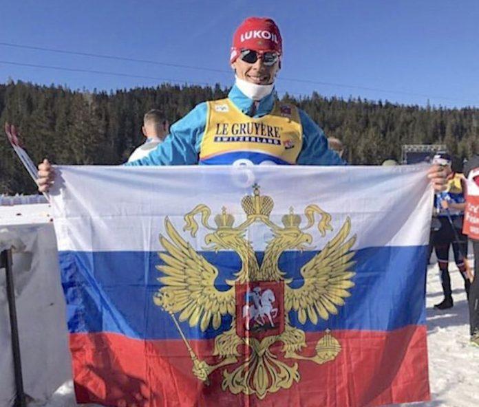 Кузбассовец Александр Бессмертных завоевал «серебро» на чемпионате мира по лыжным видам спорта