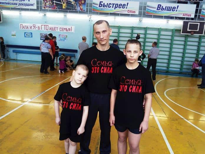 «Отцовский патруль. Мы ГоТОвы», Белово, 4 марта, г. Белово, Кемеровской области