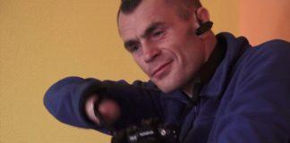 Дмитрий Верфель в «Тёплом доме», Белово, Новый Городок