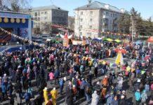Масленица в Белово, 10 марта 2019 г