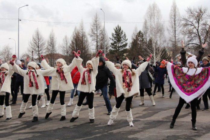 Крымская весна в Белово, 17 марта 2019 г