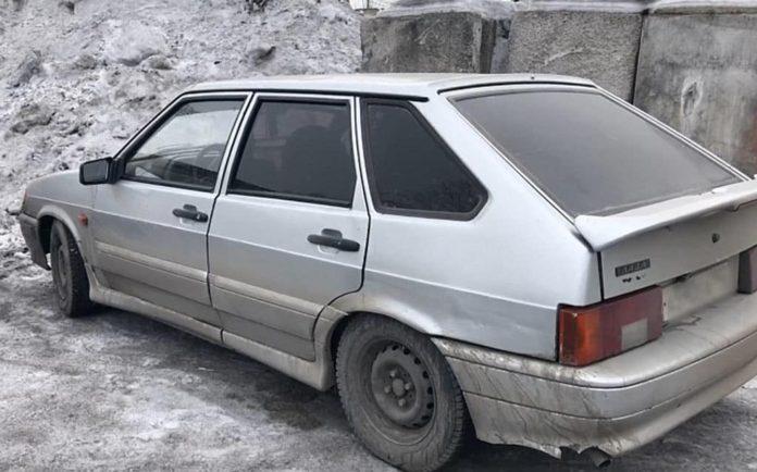 В Белове полицейские по горячим следам раскрыли кражу автомобиля