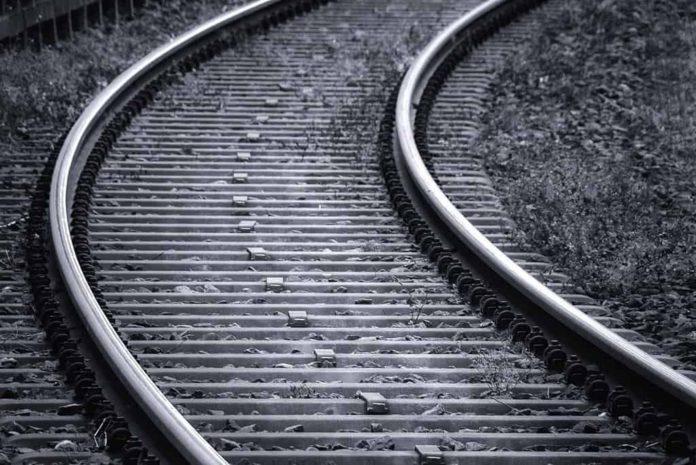 жд, железная дорога, рельсы