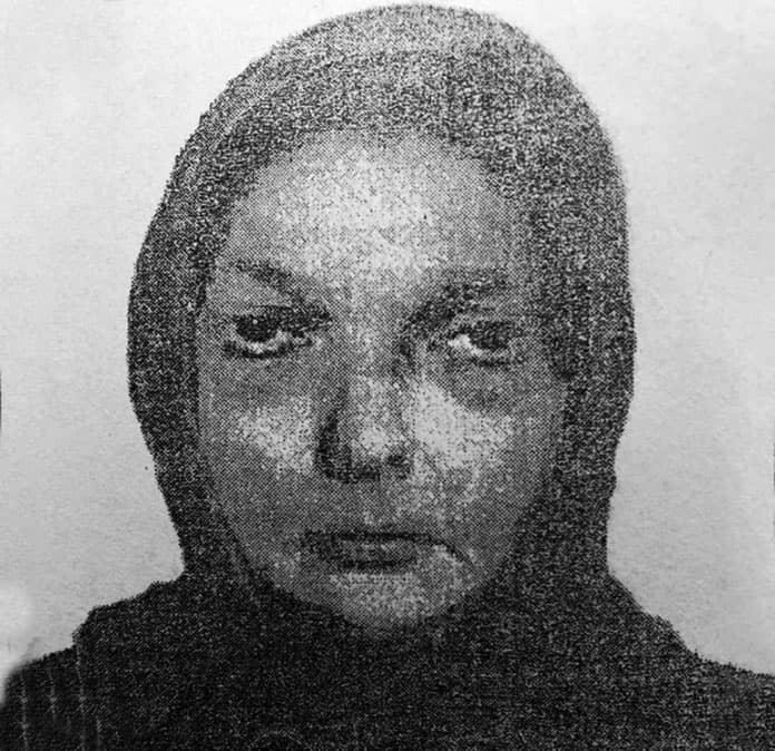 Беловские полицейские разыскивают цыганку