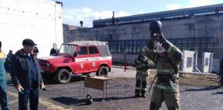 Пожарно-спасательное многоборье в Белово, 2019