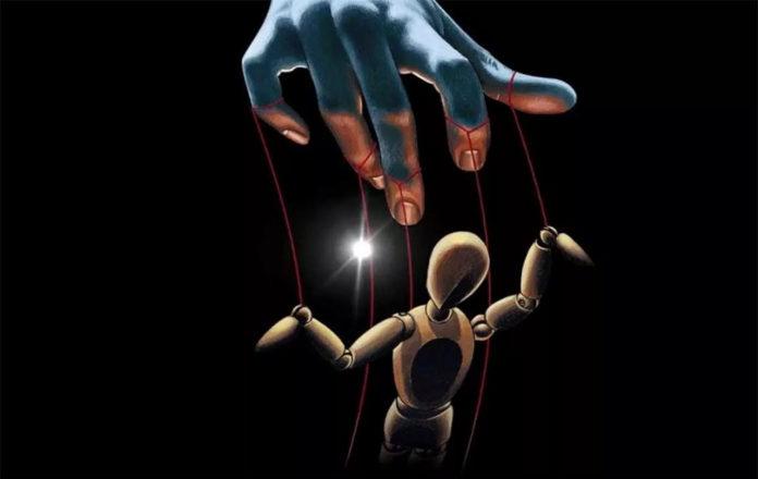 Кукла, марионетка, манипуляция
