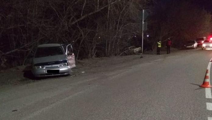 Пьяное ДТП на автодороге «Белово - Новый Городок», 24 апреля 2019 г