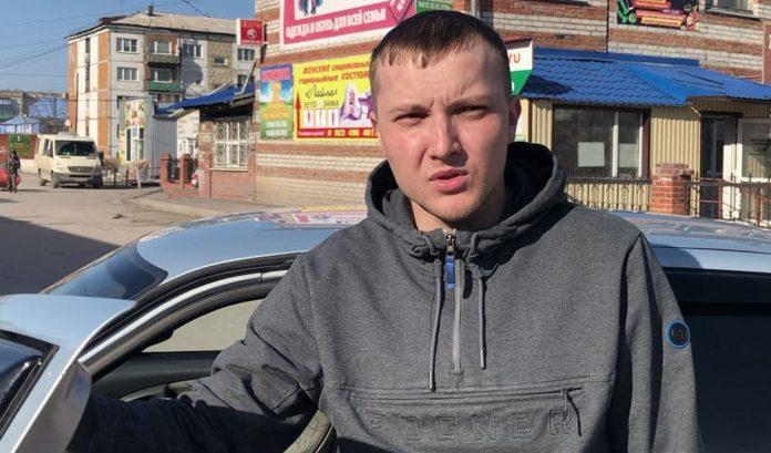 Беловчанин Владислав Яворский задержал грабителя