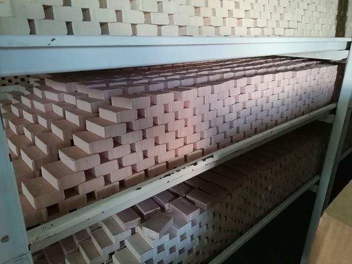 В Беловской колонии №44 наладили производство мыла