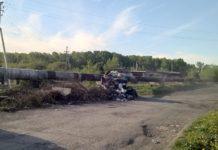 В Белово не вывозят мусор из частного сектора