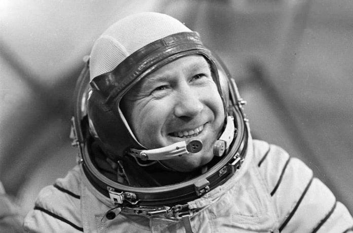 Алексей Леонов, космонавт