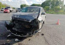 Трое детей пострадали в ДТП в Беловском районе, 10 июня 2019 г