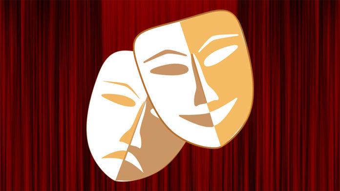 Театр, маска, спектакль